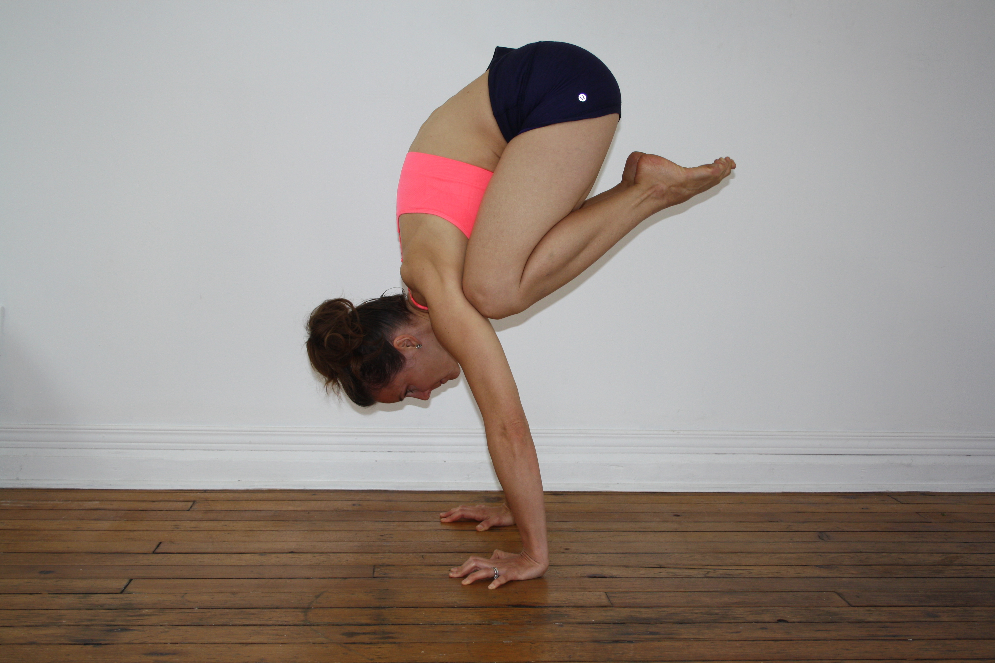 Bakasana Advanced